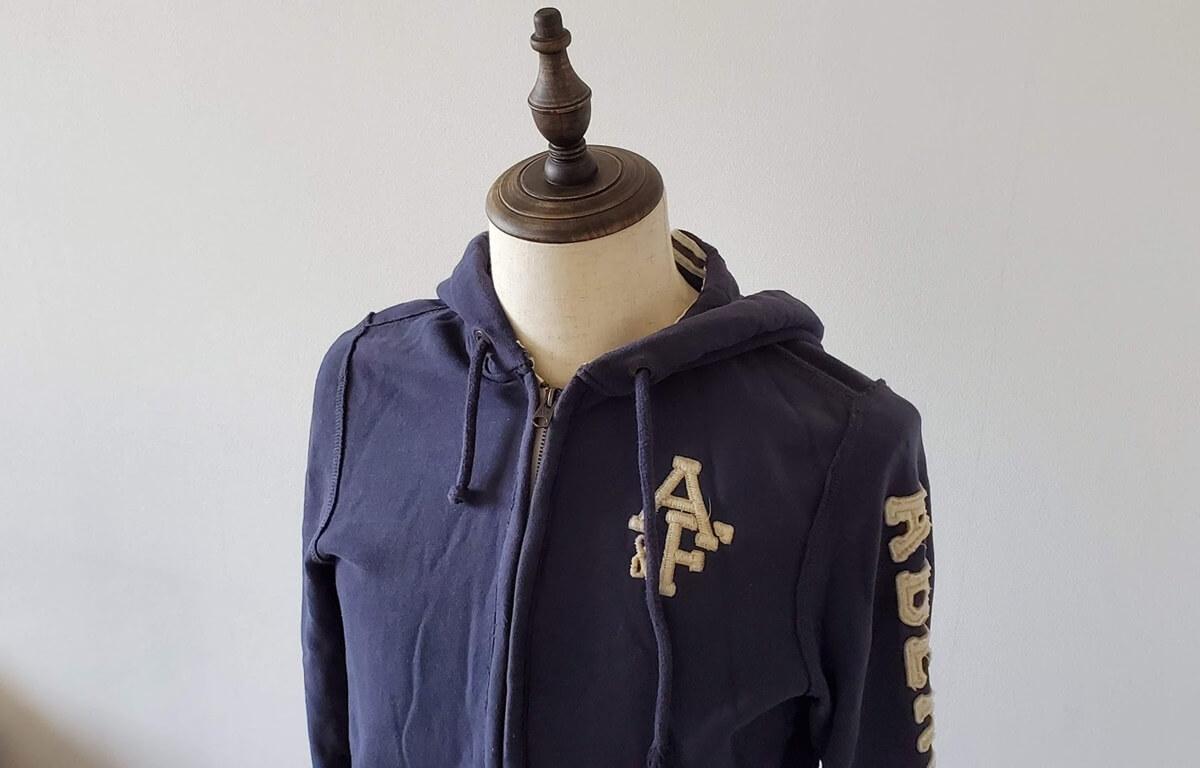Abercrombie & Fitch アバクロ フーデッドパーカー