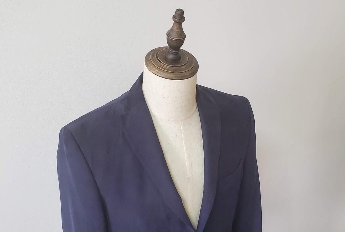 ZARA 人工スエードジャケット