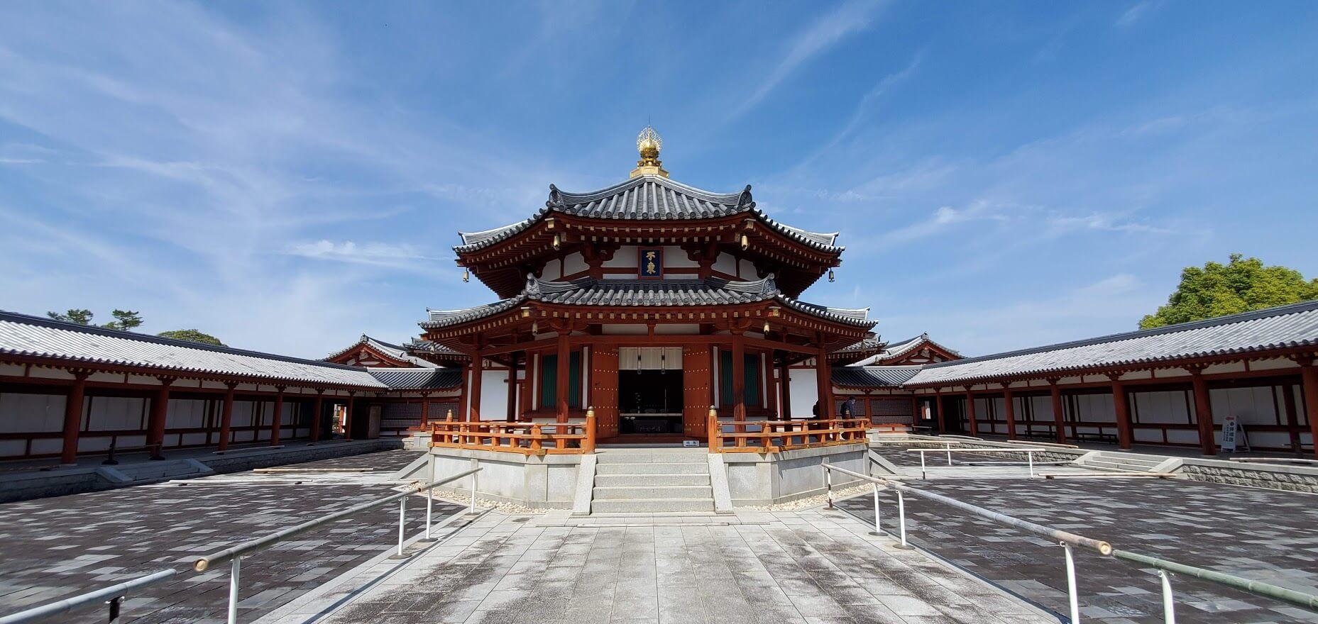 奈良・薬師寺
