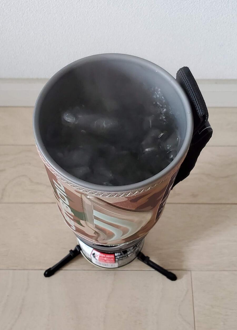 mont-bell(モンベル) ジェットボイルフラッシュ カラー:カモ CAMO