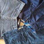 3・giabsarchvioの青ショーツ三兄弟。