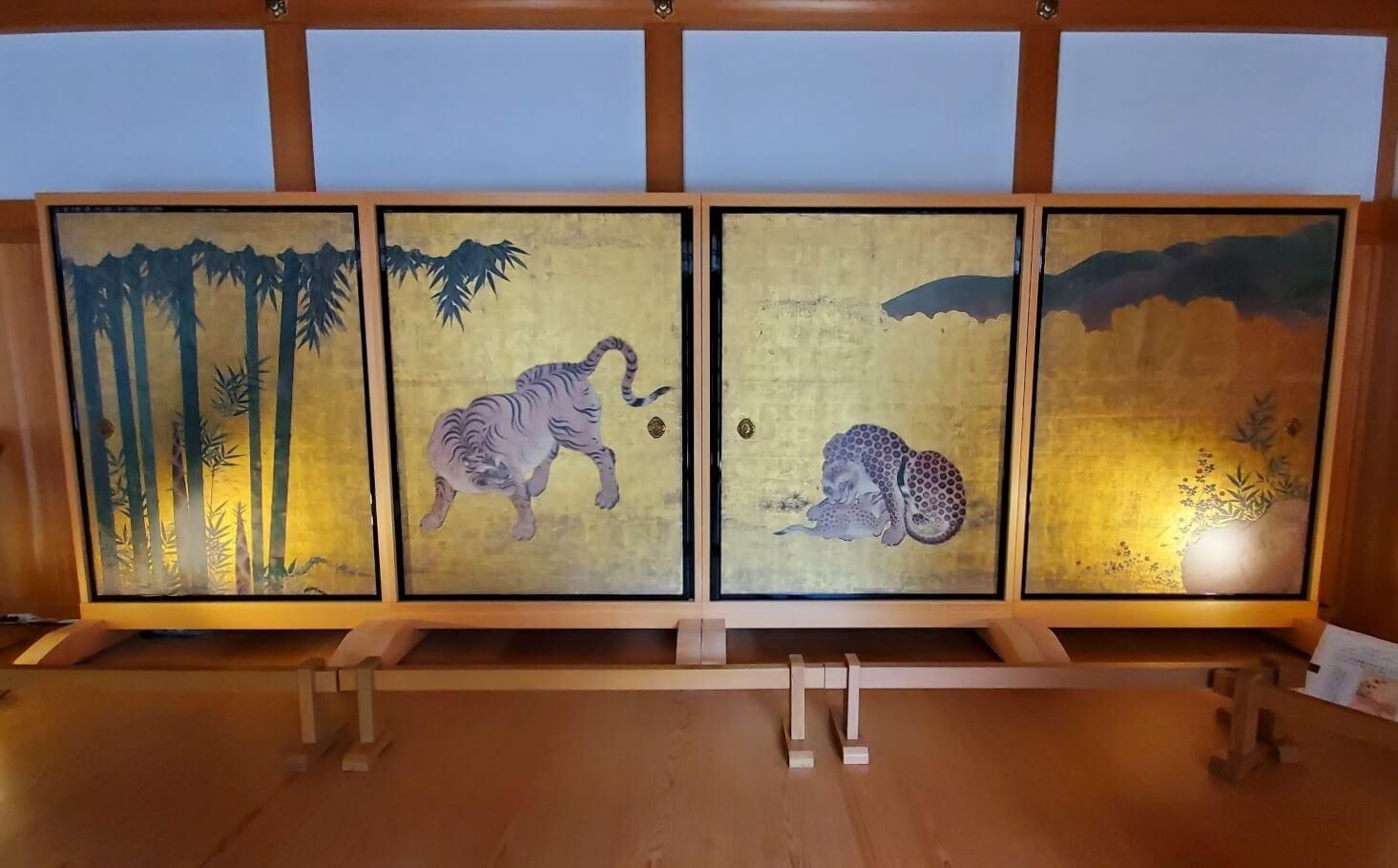 名古屋城・本丸御殿・大廊下・