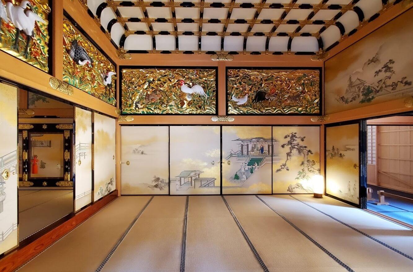 名古屋城・本丸御殿・上洛殿