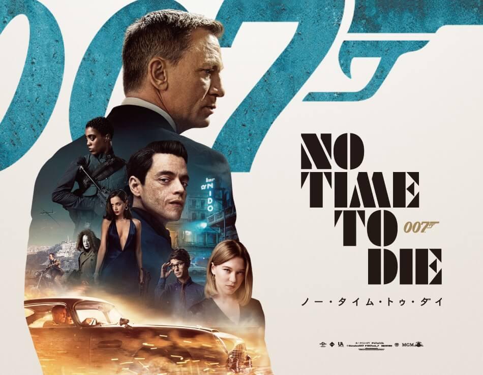 007ノータイムトゥダイ