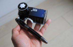 モンブラン インク ミッドナイトブルー MONTBLANC_INK (3)