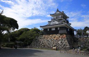 hamamatsujyo (4)野面積みの出世城 浜松城