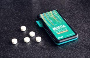 孤高の嗜好品 第40弾:MINTIA BREEZE。