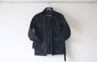 孤高の嗜好品 第50弾:Barbourのジャケット。