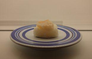 回転寿司でラーメン食べたヨ。