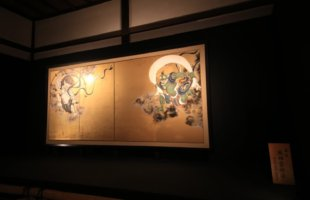 京都の旅 vol.4 風神雷神、そして龍が舞う建仁寺。