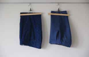 パンツは股上サイズに気を配れ。