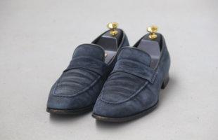 齢53にして靴のサイズの正しい選び方を知る。