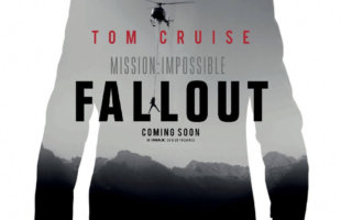 MISSION:IMPOSSIBLE FALLOUT。