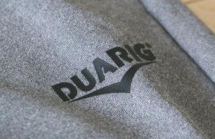 THE 大人買い DUARIGのスウェット。