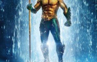 Aquaman 。