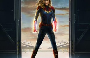 Captain Marvel。
