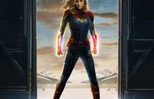Captain Marvel。