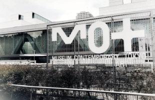 平成屈指のパワースポット 東京現代美術館。