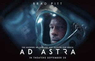 Ad Astra 想像以上に宇宙は退屈?